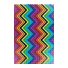 Aztec 3 Shower Curtain 48  x 72  (Small)