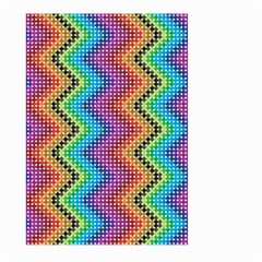 Aztec 3 Large Garden Flag (Two Sides)