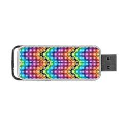 Aztec 3 Portable USB Flash (Two Sides)