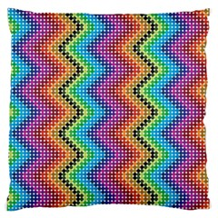 Aztec 3 Standard Flano Cushion Cases (One Side)