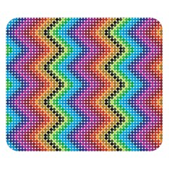Aztec 3 Double Sided Flano Blanket (Small)