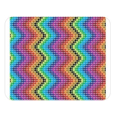 Aztec 3 Double Sided Flano Blanket (large)