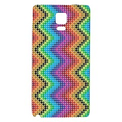 Aztec 3 Galaxy Note 4 Back Case