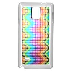 Aztec 3 Samsung Galaxy Note 4 Case (White)