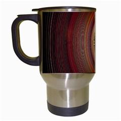 Colour Twirl Travel Mugs (white)