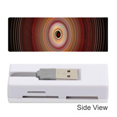 Colour Twirl Memory Card Reader (Stick)