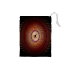 Colour Twirl Drawstring Pouches (small)