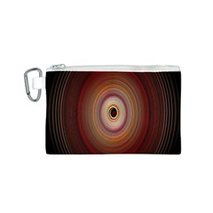 Colour Twirl Canvas Cosmetic Bag (S)