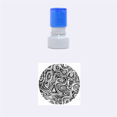 Colourtile Rubber Round Stamps (small)
