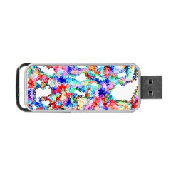 Soul Colour Light Portable USB Flash (One Side)