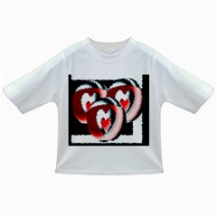 Heart Time 3 Infant/Toddler T-Shirts