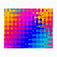 Totally Trippy Hippy Rainbow Small Glasses Cloth