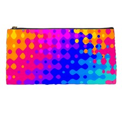 Totally Trippy Hippy Rainbow Pencil Cases