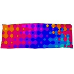 Totally Trippy Hippy Rainbow Body Pillow Cases (Dakimakura)
