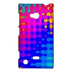 Totally Trippy Hippy Rainbow Nokia Lumia 720