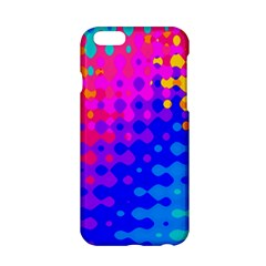 Totally Trippy Hippy Rainbow Apple Iphone 6 Hardshell Case