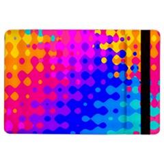 Totally Trippy Hippy Rainbow iPad Air 2 Flip