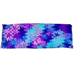 Blue and Purple Marble Waves Body Pillow Cases (Dakimakura)