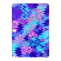 Blue and Purple Marble Waves Samsung Galaxy Tab Pro 12.2 Hardshell Case