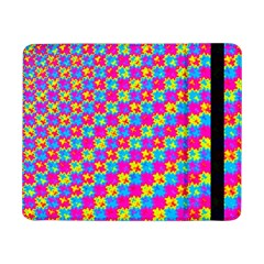 Crazy Yellow and Pink Pattern Samsung Galaxy Tab Pro 8.4  Flip Case