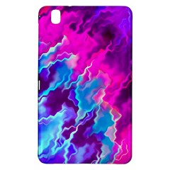 Stormy Pink Purple Teal Artwork Samsung Galaxy Tab Pro 8.4 Hardshell Case