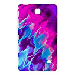 Stormy Pink Purple Teal Artwork Samsung Galaxy Tab 4 (8 ) Hardshell Case