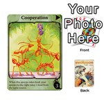 Evolution 1 Playing Cards 54 Designs Front - Club3