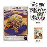 Evolution 2 Playing Cards 54 Designs Front - HeartA