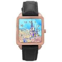Castle For A Princess Rose Gold Watches