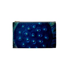 Blue Plant Cosmetic Bag (small)