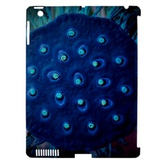 Blue Plant Apple Ipad 3/4 Hardshell Case (compatible With Smart Cover)