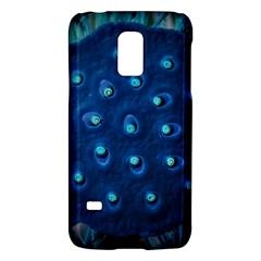 Blue Plant Galaxy S5 Mini