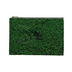 Green Moss Cosmetic Bag (large)
