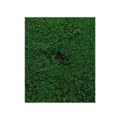Green Moss Shower Curtain 48  x 72  (Small)