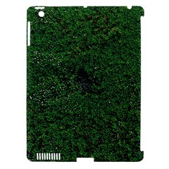 Green Moss Apple Ipad 3/4 Hardshell Case (compatible With Smart Cover)