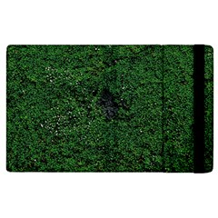 Green Moss Apple Ipad 3/4 Flip Case