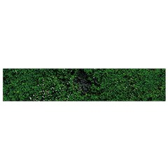 Green Moss Flano Scarf (Small)