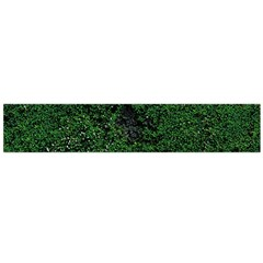 Green Moss Flano Scarf (Large)