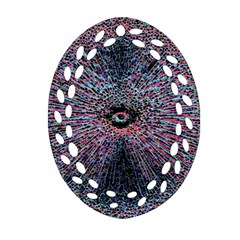 Million and One Ornament (Oval Filigree)