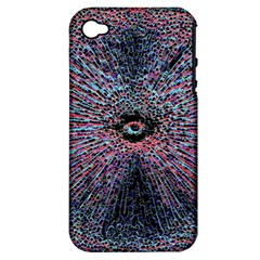 Million And One Apple Iphone 4/4s Hardshell Case (pc+silicone)
