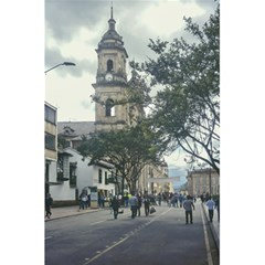 Cathedral At Historic Center Of Bogota Colombia Edited 5 5  X 8 5  Notebooks