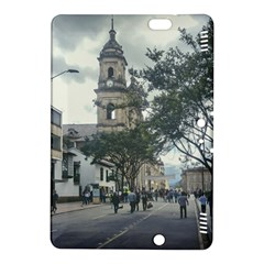Cathedral At Historic Center Of Bogota Colombia Edited Kindle Fire HDX 8.9  Hardshell Case