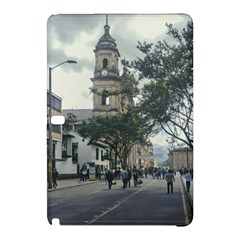 Cathedral At Historic Center Of Bogota Colombia Edited Samsung Galaxy Tab Pro 12.2 Hardshell Case