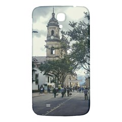 Cathedral At Historic Center Of Bogota Colombia Edited Samsung Galaxy Mega I9200 Hardshell Back Case