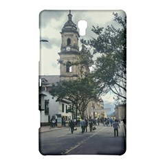 Cathedral At Historic Center Of Bogota Colombia Edited Samsung Galaxy Tab S (8.4 ) Hardshell Case