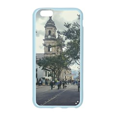 Cathedral At Historic Center Of Bogota Colombia Edited Apple Seamless iPhone 6 Case (Color)