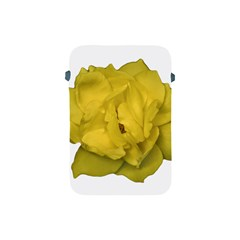 Isolated Yellow Rose Photo Apple Ipad Mini Protective Soft Cases