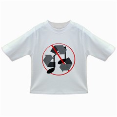 Dont Recycle that Overplayed Music Infant/Toddler T-Shirts