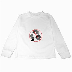 Dont Recycle That Overplayed Music Kids Long Sleeve T Shirts