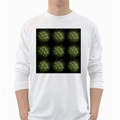 The Others Within White Long Sleeve T Shirts
